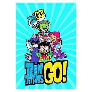 Poster Teen Titans 30x43 - 1 Unidade
