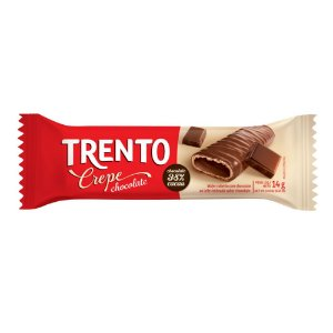 Chocolate Trento Crepe Chocolate 14g - 1 Unidade
