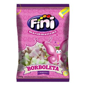 Marshmallow Fini Borboleta 250g