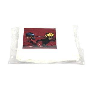 10 Guardanapos Ladybug Fundo Vermelho