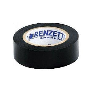 Fita Isolante Preta 5m Lorenzeti - 1 Unidade