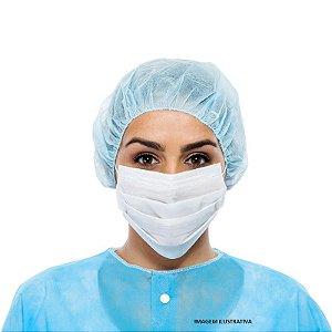 Máscara em Tecido não tecido TNT (proteção dupla) 1 unidade