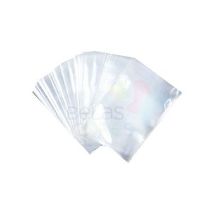 Saco Celofane PP 7x12 cm - 500 unidades