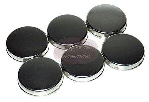 10 Latinhas para Lembrancinha em Metal Mint to Be 5,2x1,5cm