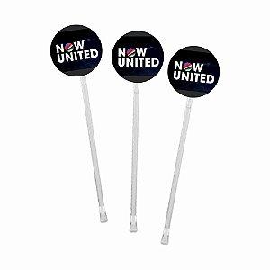 20 Toppers para Docinhos Now United