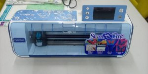 [BLACK FRIDAY] Scanncut Brother Silhouette Plotter Cm550dx + Usada em Excelente estado