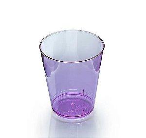 Copinho Para Brigadeiro 25 ml Lilás Plastilania - 10 Unidades