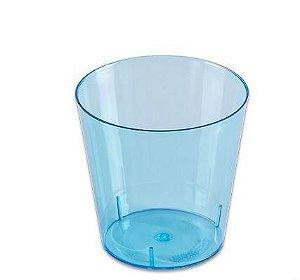 Copinho Para Brigadeiro 25 ml Azul Plastilania - 10 Unidades