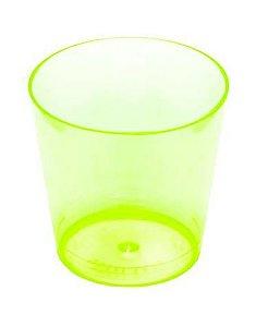 Copinho Para Brigadeiro 25 ml Amarelo Limão Plastilania - 10 Unidades