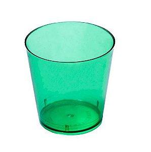 Copinho Para Brigadeiro 25 ml Verde Escuro Plastilania - 10 Unidades