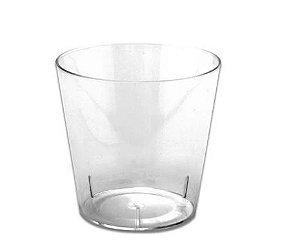 Copinho Para Brigadeiro 25 ml Transparente Prafesta- Kit C/ 10 Unidades