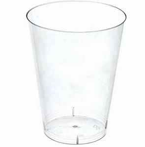 Copinho Para Brigadeiro 25 ml Transparente Plastilania- Kit C/ 10 Unidades