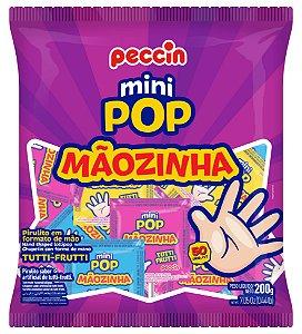 Pirulito Mãozinha MINI POP 200G (50 unidades)
