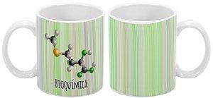 Caneca Profissão 300 ml Bioquímica - 1 unidade