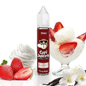E-Liquid Peter The Strawberry | Capijuices