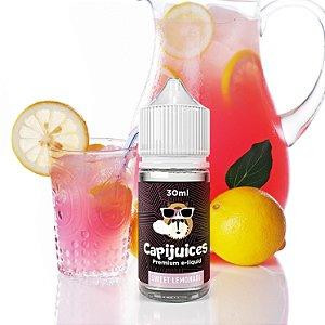 E-Liquid Nic Salt Sweet Lemonade | Capijuices