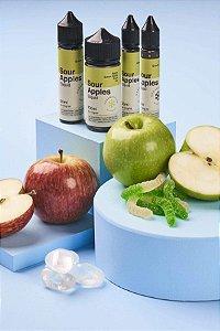 E-Liquid Sour Apples Ice | Dream Collab E-Liquids