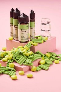 E-Liquid Mint Gum Ice | Dream Collab E-Liquids