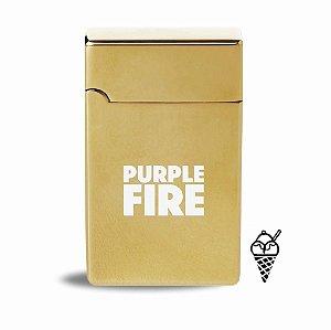 Isqueiro Elétrico de plasma Aromas | Purple Fire