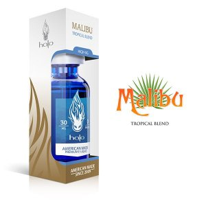 E-Liquid High-Vg Malibu - Halo