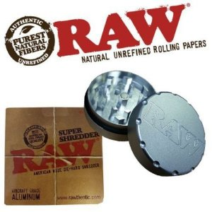 Dichavador Para Ervas Secas | Raw | Metal