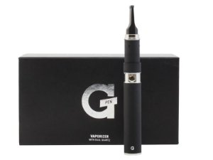 Vaporizador G Pen Dual Quartz (Cera/Óleo) - Grenco Science