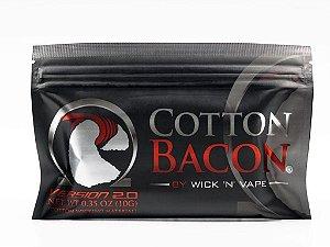 Cotton Bacon 2.0 (Algodão para Atomizador) - Wick 'N' Vape
