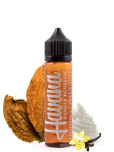 E-Liquid Havana Vanilla Bourbon Tobacco (60ml) - Humble