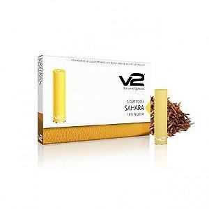 Kit de Cartuchos para Cigarro Eletrônico - (Pack com 5 Cartuchos) - V2