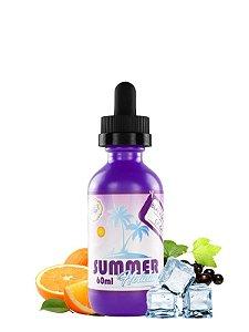 E-Liquid Summer Holidays Black Orange Crush (60ml) - Dinner Lady