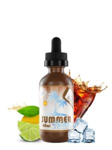 E-Liquid Summer Holidays Cola Shades (60ml) - Dinner Lady
