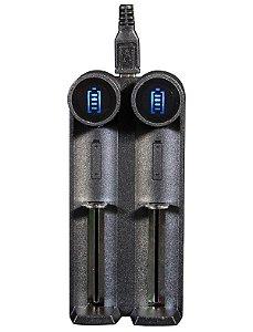 Carregador de Baterias Slim K2 - Efest