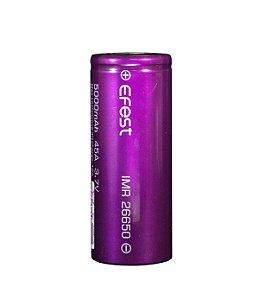Bateria IMR 26650 (Tipo 26650, 5000mAh) - Efest