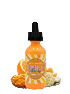 E-Liquid Orange Tart (60ml) - Dinner Lady