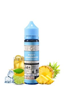 E-Liquid Basix Fizzy Lemonade (60ml) - Glas