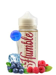 E-Liquid Humble Ice Berry Blow Due 120ml - Humble