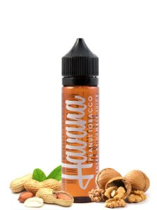 E-Liquid Havana Peanut Tobacco (60ml) - Humble