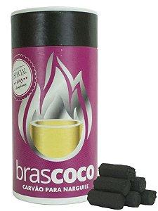 Carvão Para Narguile - Brascoco