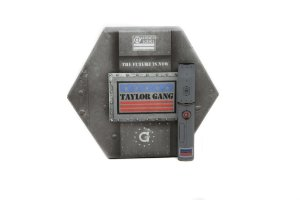 Vaporizador De Cera/óLeo - Microg | Taylor Gang