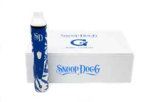 Vaporizador De Ervas - Grenco Science - Gpro | Snoop Dogg - Floral Series