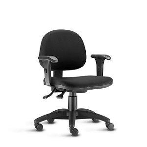 Cadeira Secretária Sena C/ Braços Reguláveis Home Office