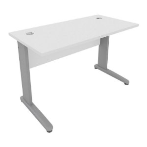 Mesa para Escritorio Home Office Reta 0,80 X 0,70 M 18 Mm Escrivaninha