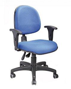 Cadeira Escritório Home Office Executiva Braço Regulavel Ergonômica