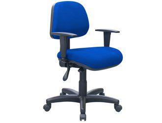 Cadeira Call Center Nr 17 Ergonômica Executiva Rhodes Braços