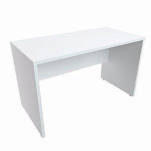 Mesa Escritório Home Office Escrivaninha Pé Painel 0,80 x 0,60 m 25 mm