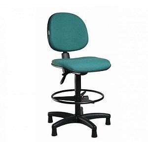Cadeira Caixa Alta Executiva Ergonômica NR 17 Aro Back System