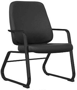 Cadeira Escritório Obeso Até 200 Kg Fixa Diretor Home Office