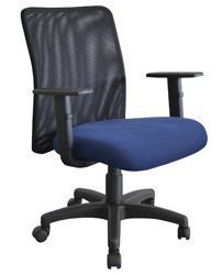 Cadeira para Escritório Tela STD Mesh Home Office Giratória Corporativa
