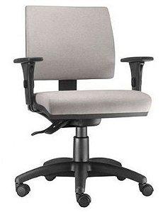 Cadeira Escritório Executiva Simple Ergonômica Home Office Giratória