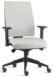 Cadeira Escritório Giratória Ergonômica Simple Home Office Presidente